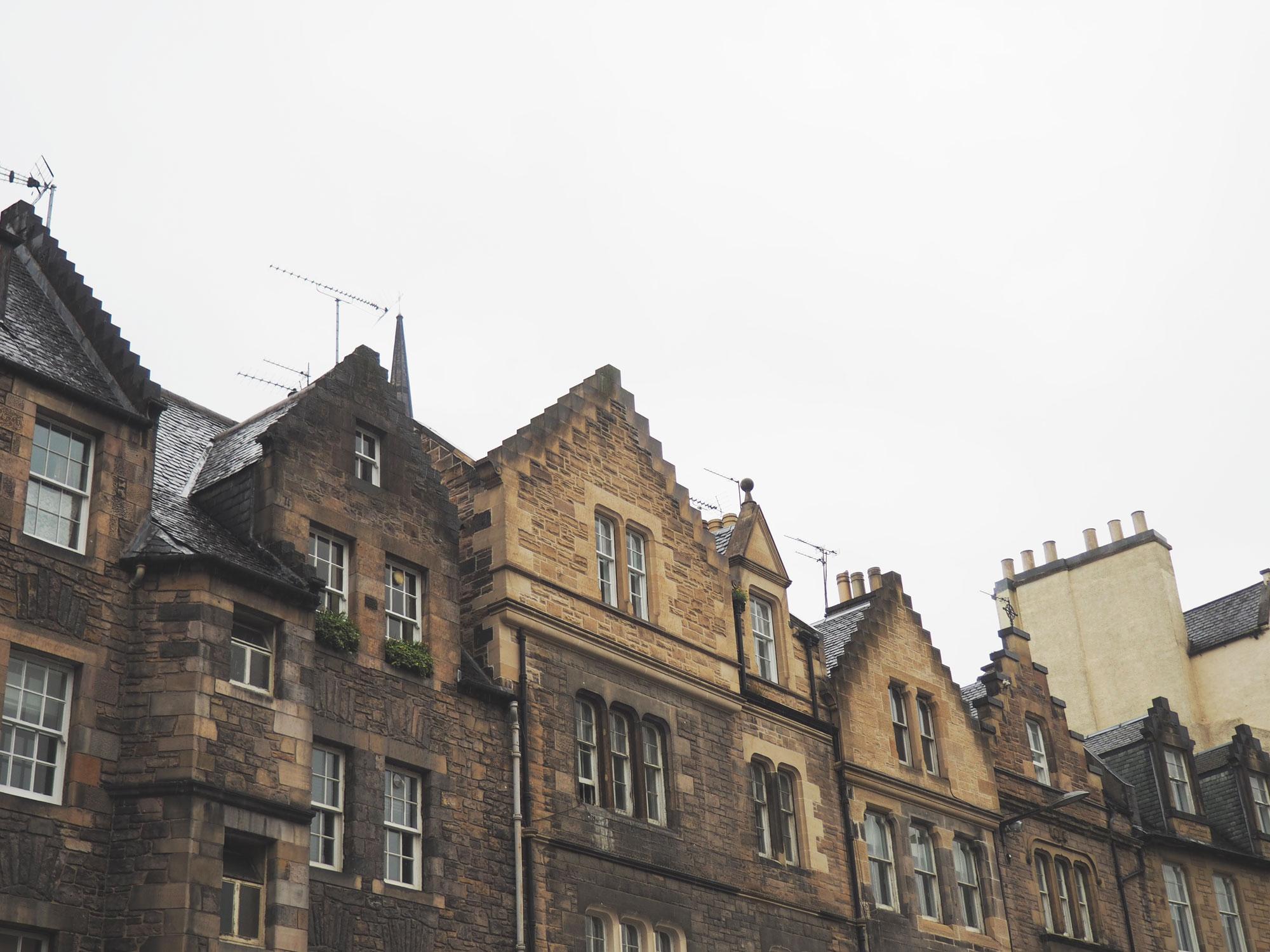 Tippy.fr - Road trip en Écosse #1 : Edimbourg