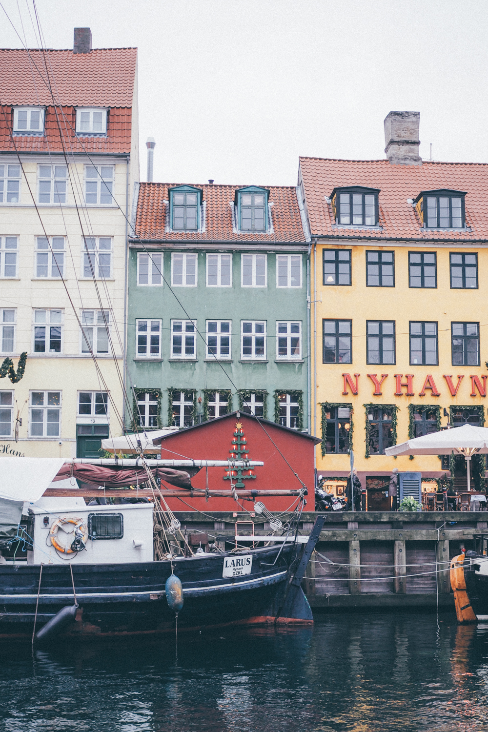 Nyhavn - Copenhague / Tippy.fr