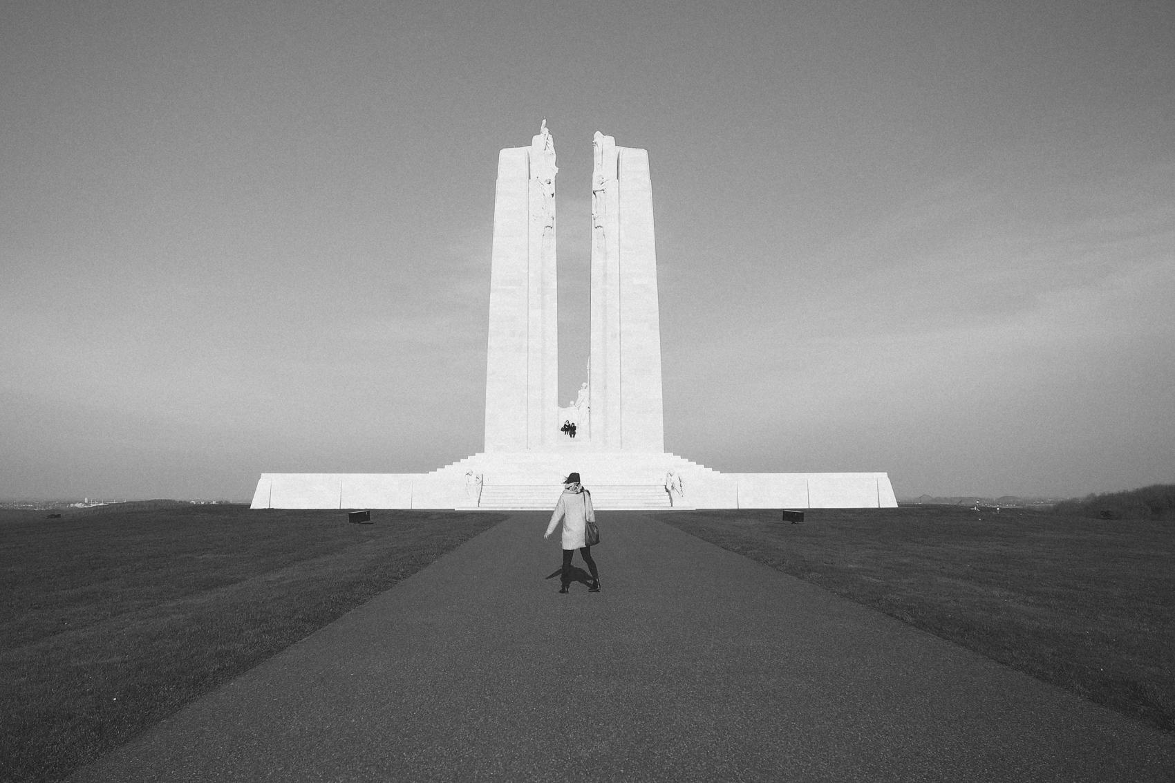 Mémorial de Vimy - Tippy.fr