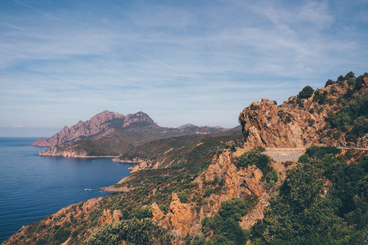 Roadtrip en Corse, Calanches de Piana / Tippy.fr