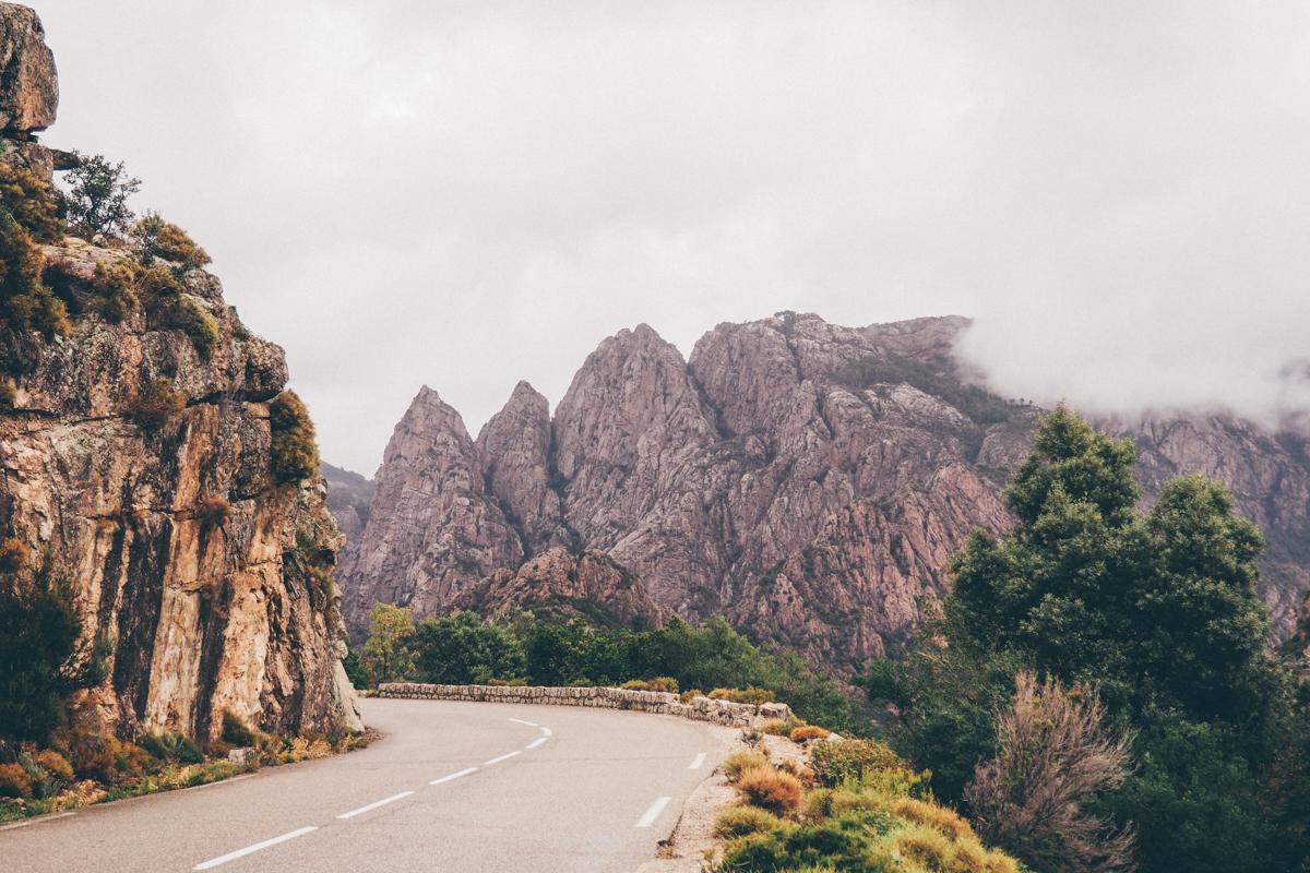Roadtrip en Corse, Gorges de la Spelunca / Tippy.fr