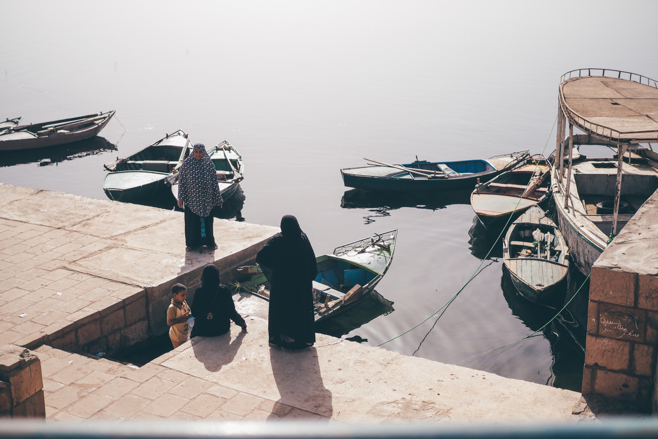 L'Égypte avec Voyageurs du Monde / Tippy.fr. Réveil à Edfou