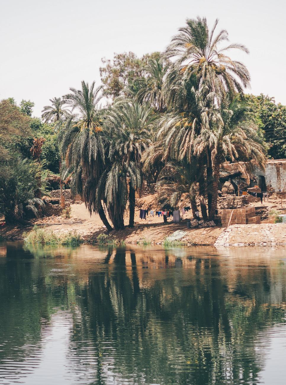L'Égypte avec Voyageurs du Monde / Tippy.fr. Le Steam Ship Sudan