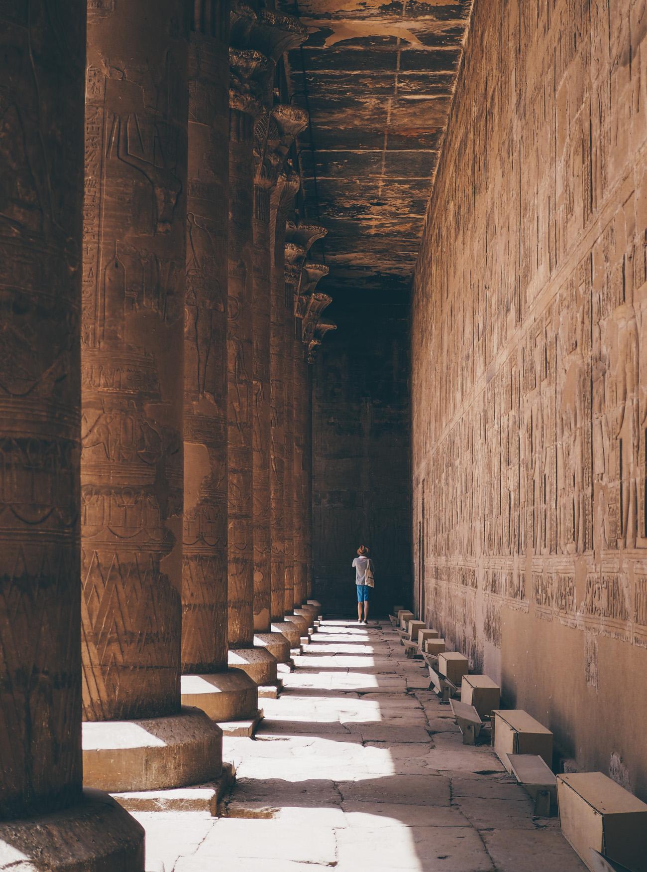 L'Égypte avec Voyageurs du Monde / Tippy.fr - Le Temple du Dieu Horus, Edfou