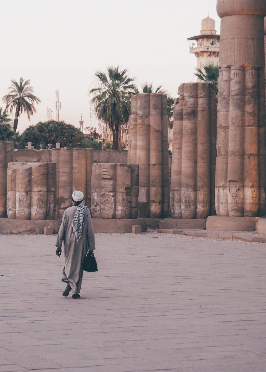 L'Égypte avec Voyageurs du Monde / Tippy.fr - Le temple de Louxor