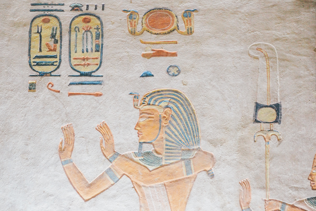L'Égypte avec Voyageurs du Monde / Tippy.fr. La Vallée des Reines