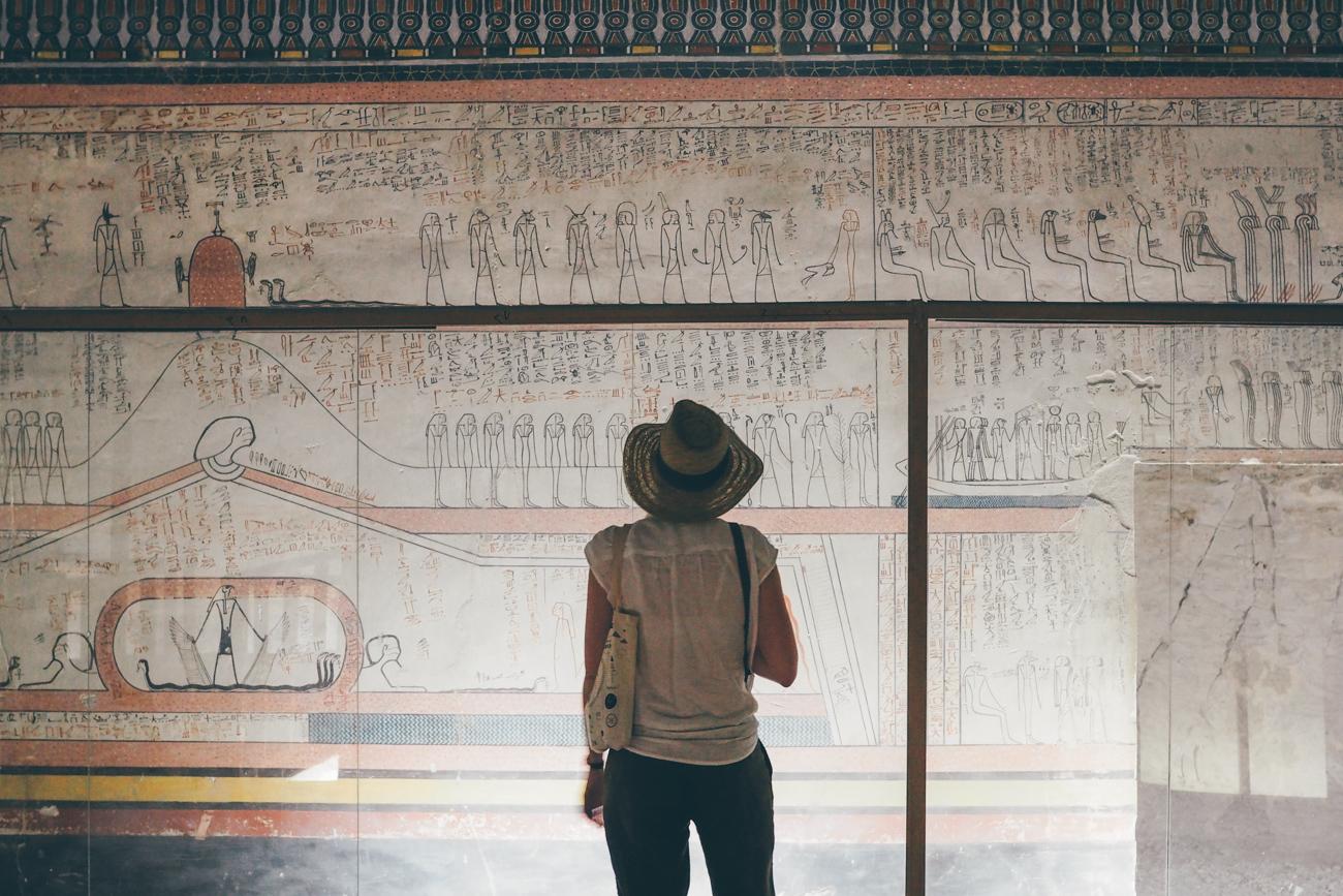 L'Égypte avec Voyageurs du Monde / Tippy.fr. La Vallée des Rois