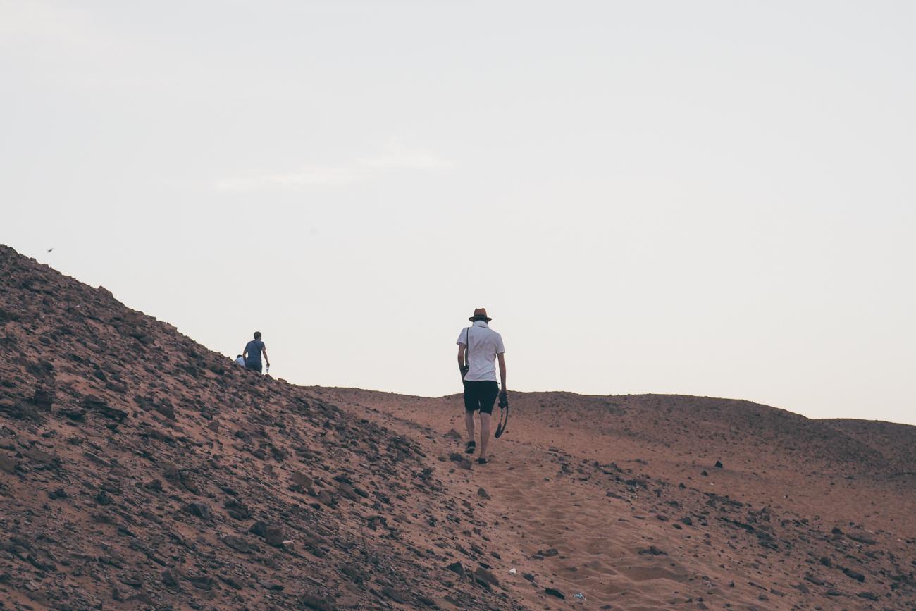 L'Égypte avec Voyageurs du Monde / Tippy.fr. Désert d'Assouan