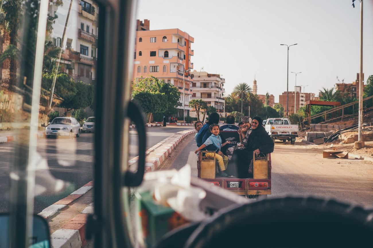 L'Égypte avec Voyageurs du Monde / Tippy.fr. Assouan
