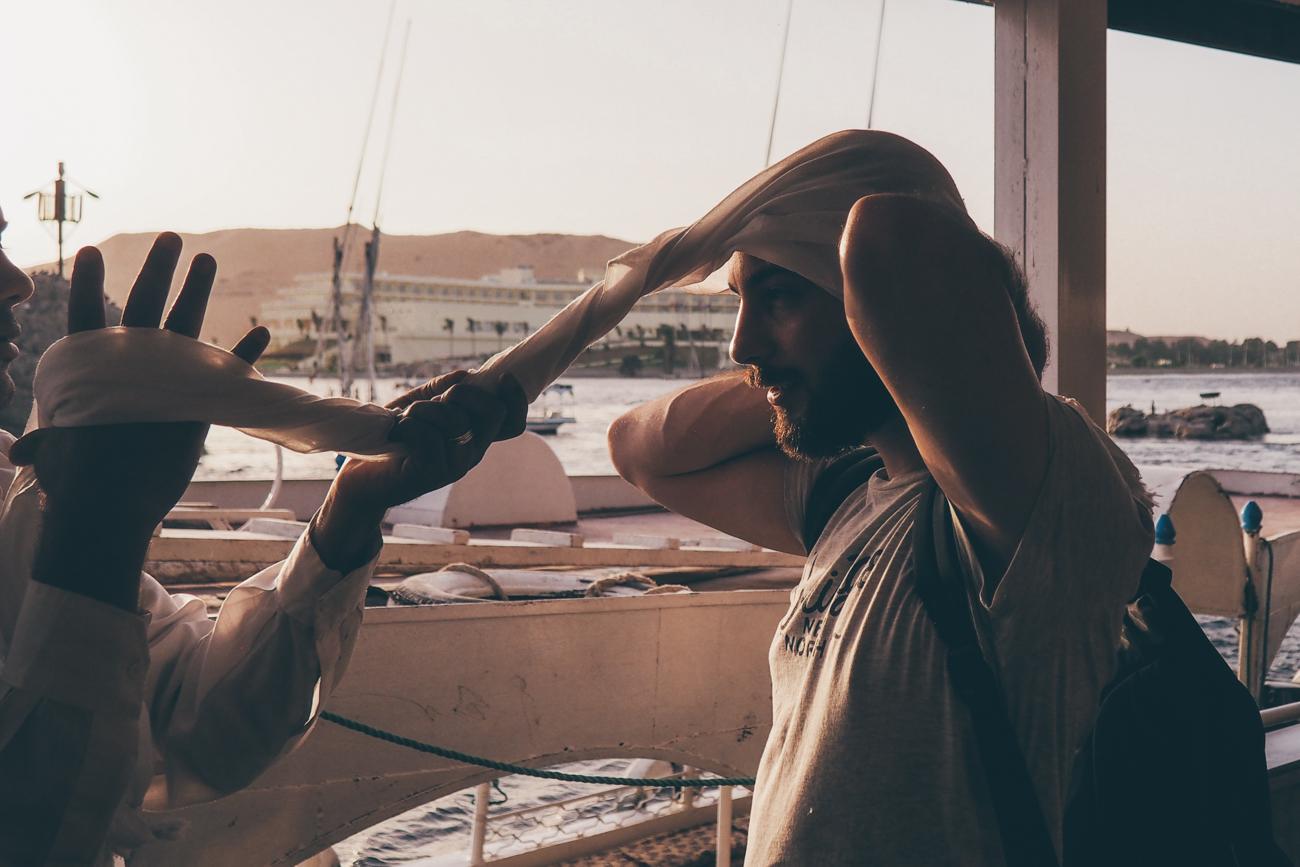 L'Égypte avec Voyageurs du Monde / Tippy.fr. En route vers le désert d'Assouan