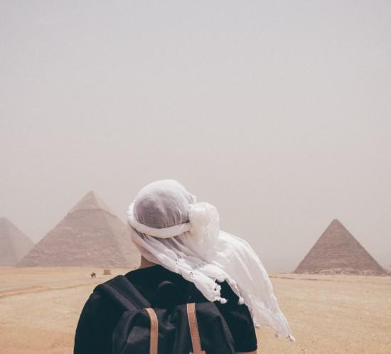 L'Égypte avec Voyageurs du Monde / Tippy.fr.  Les Pyramides de Gizeh