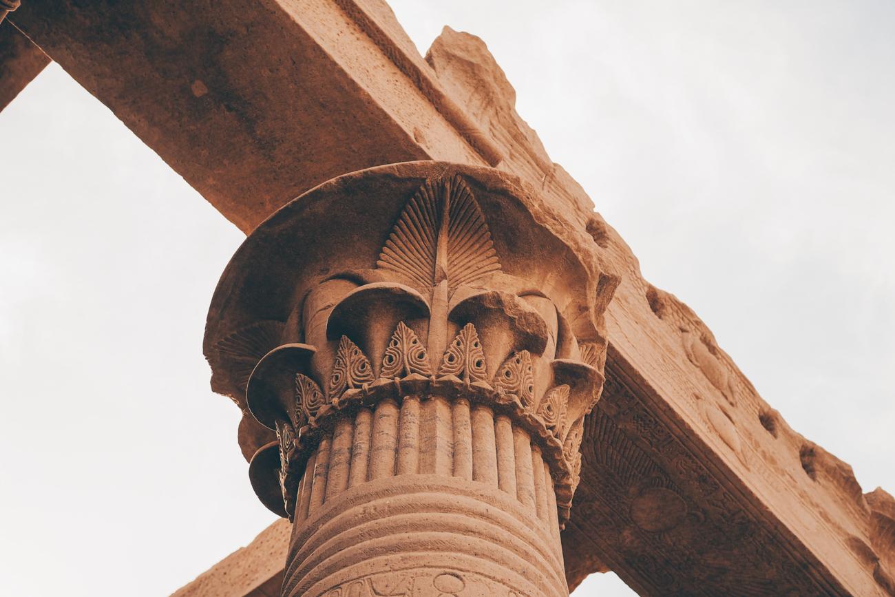 L'Égypte avec Voyageurs du Monde / Tippy.fr - Le Temple d'Isis, Philae