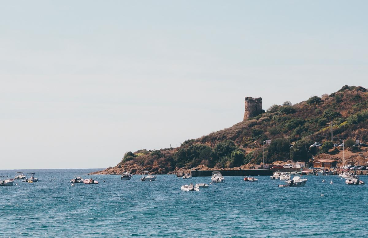 Road trip en Corse, Sagone / Tippy.fr