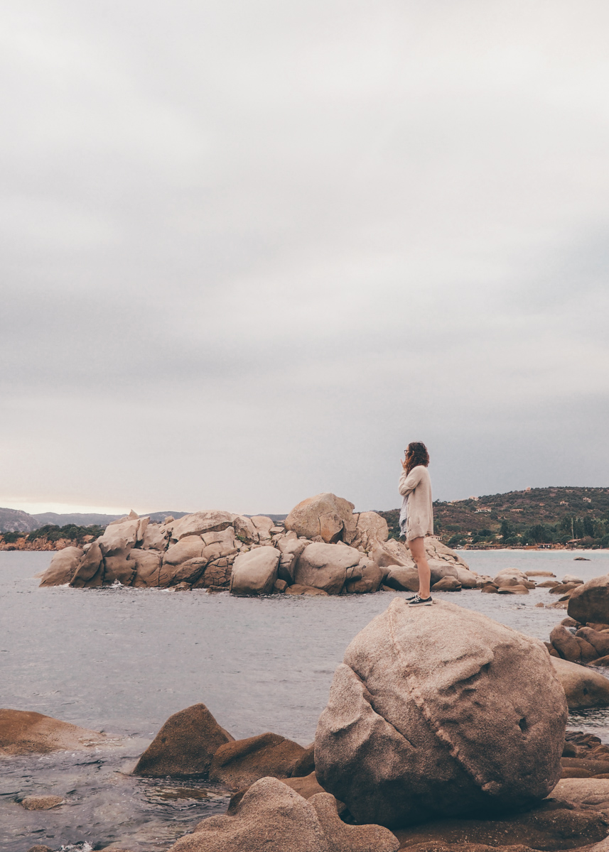 Road trip en Corse, Plage de Tamaricciu / Tippy.fr