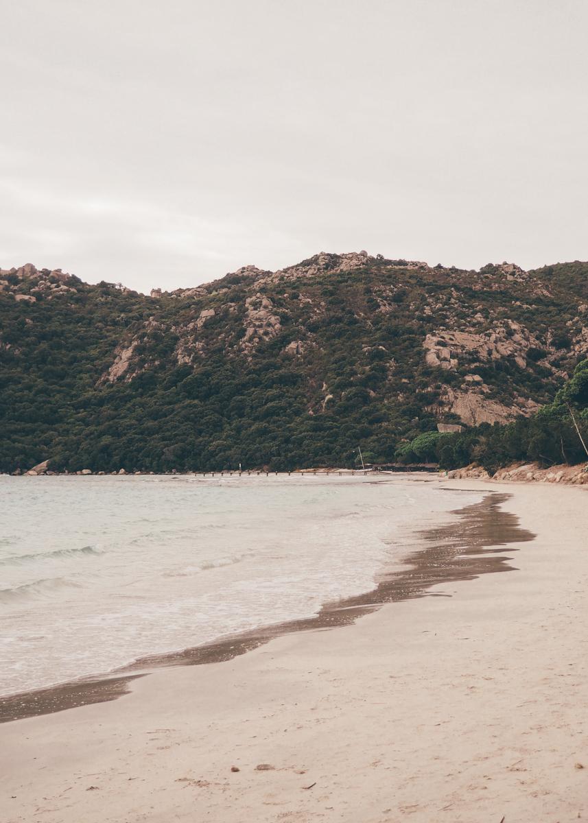 Road trip en Corse, Plage de Santa Guilia / Tippy.fr