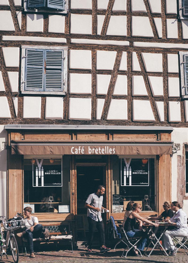 Strasbourg - Café Bretelles / Tippy.fr