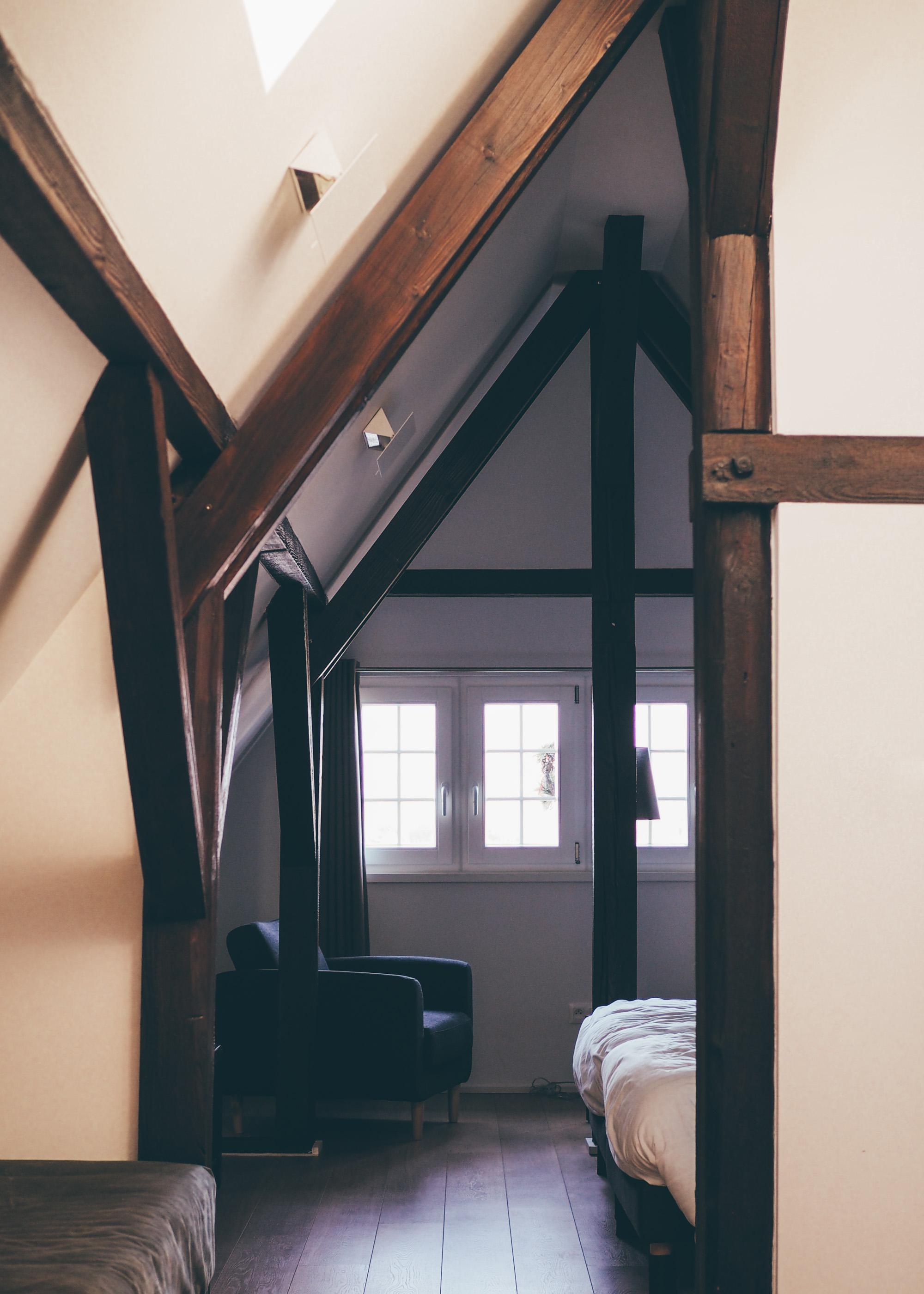 Alsace - La Villa du Coteau, une belle adresse de chambre d'hôte pour une nuit à Obernai / Tippy.fr