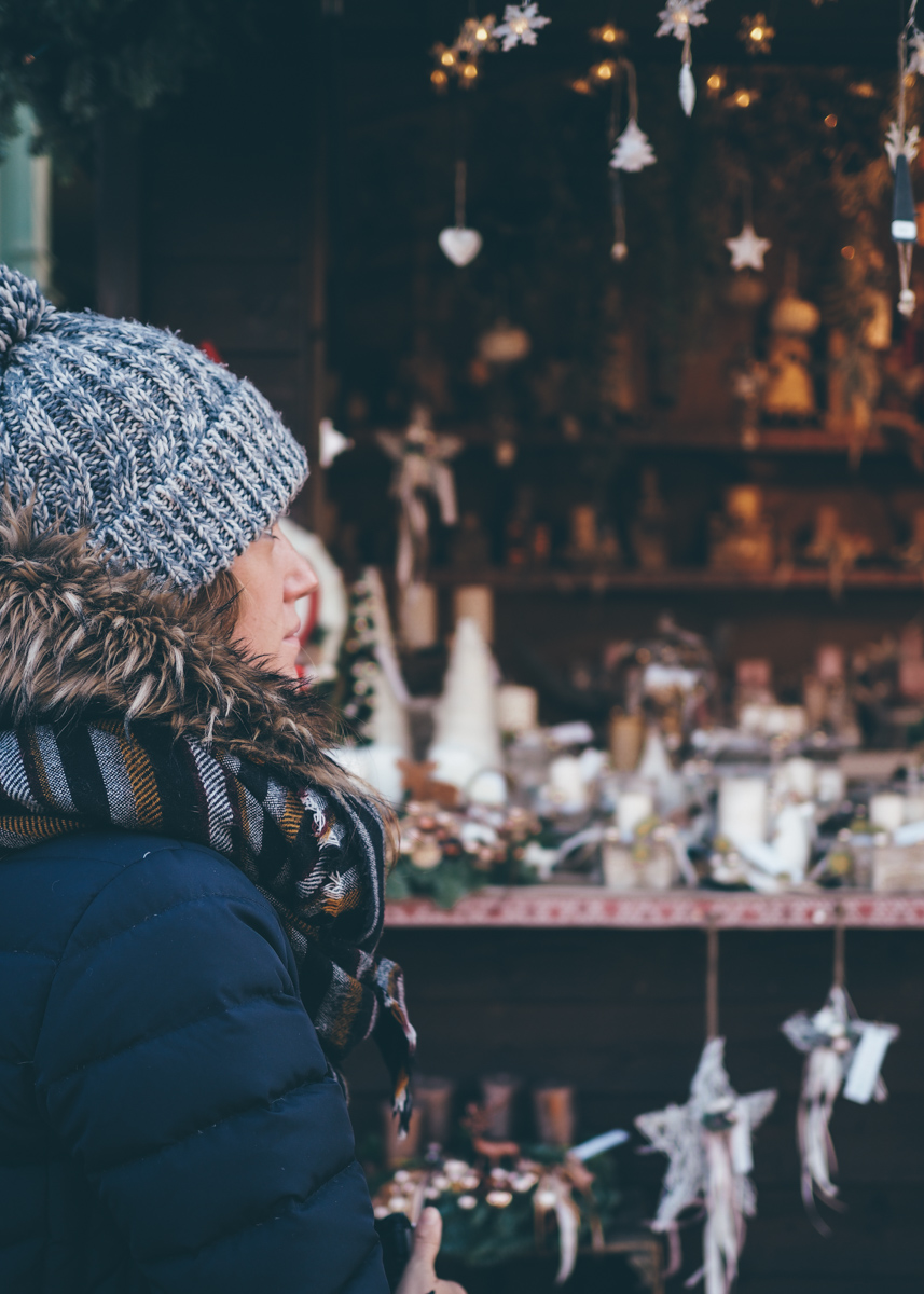 Alsace : le marché de Noël d'Obernai / Tippy.fr