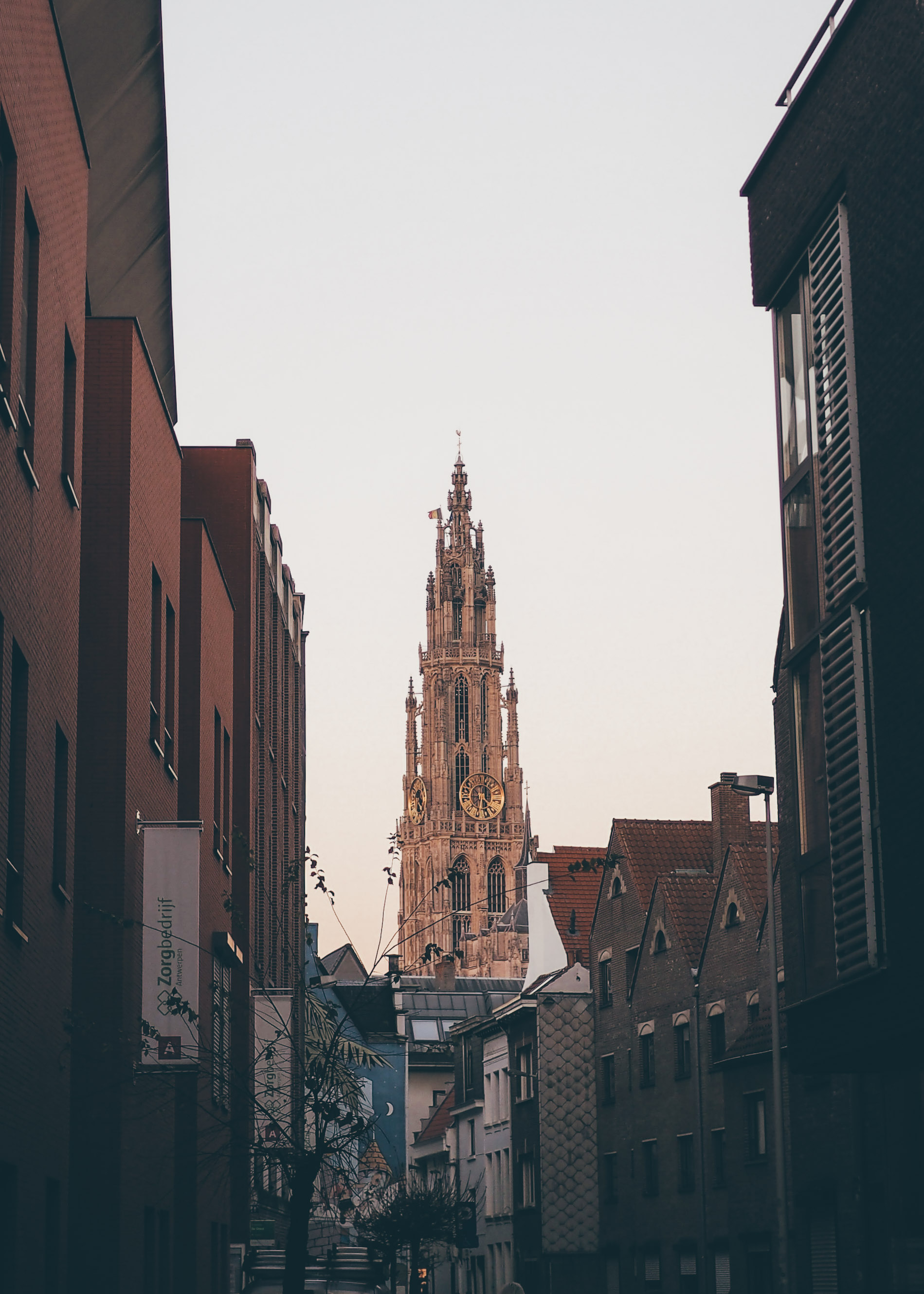 Anvers City Guide : la Cathédrale / Tippy.fr