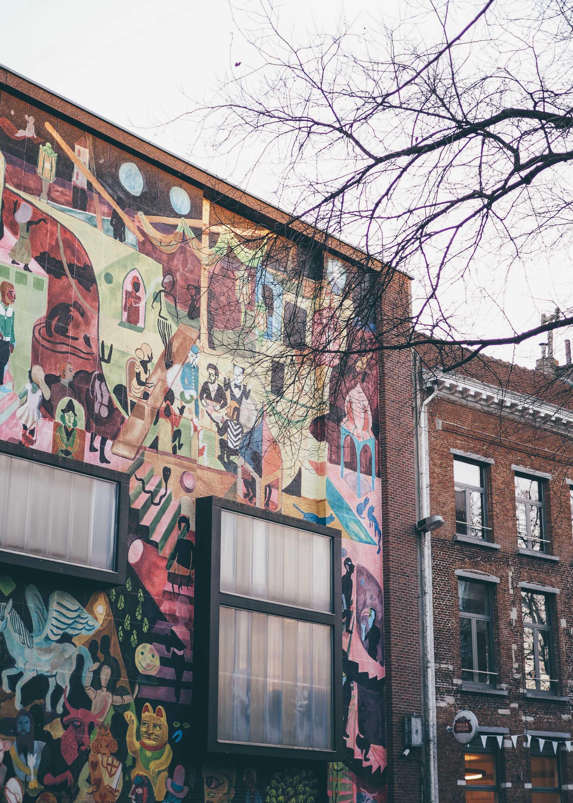 Anvers City Guide : Briques et street art dans les rues d'Anvers / Tippy.fr
