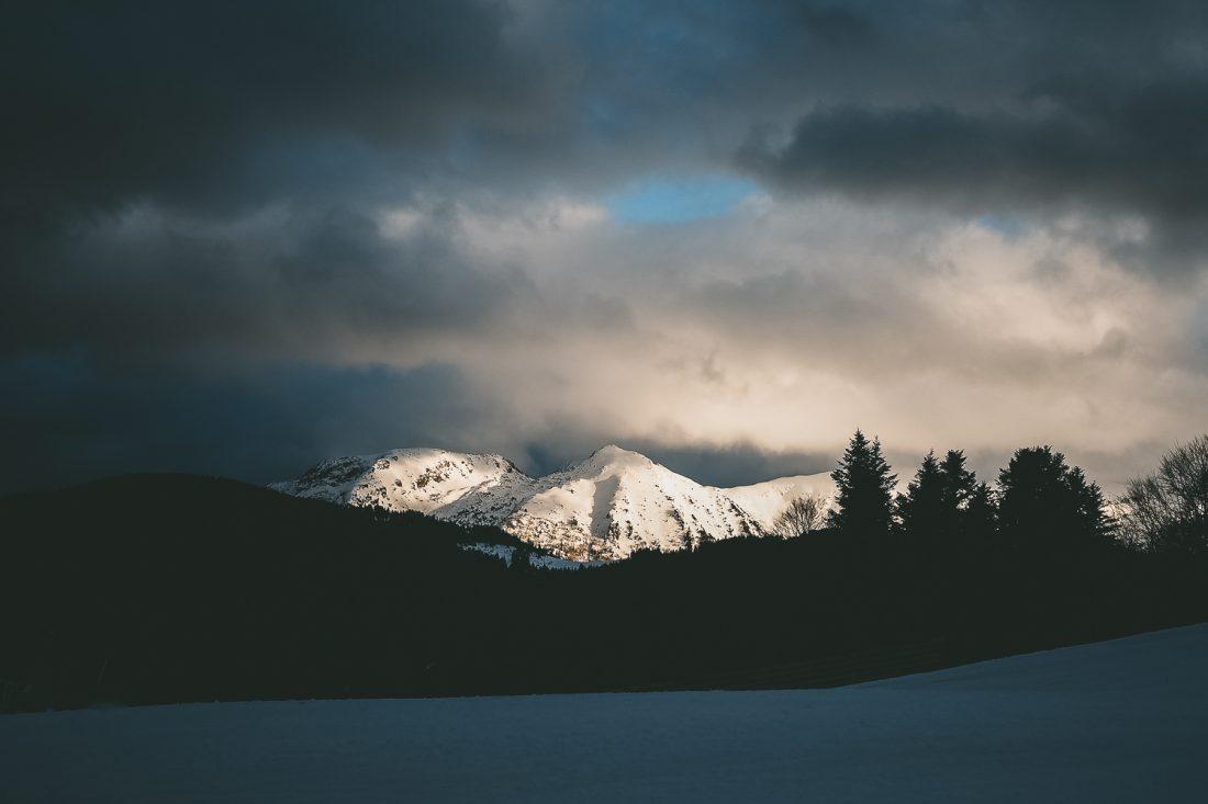 La tête dans les nuages - Ax 3 Domaines, Ariège - Pyrénées