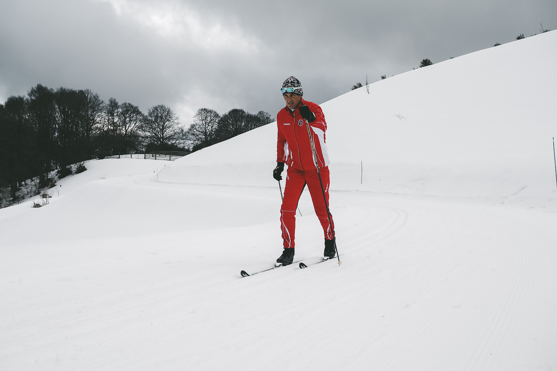Ski de randonnée nordique à La Chioula, Ariège - Pyrénées