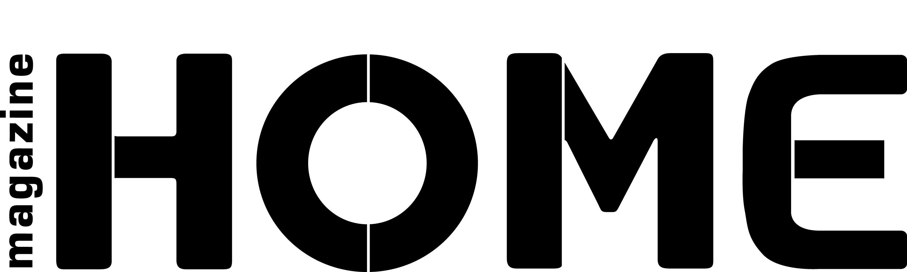 Logo Home Vectoriel noir