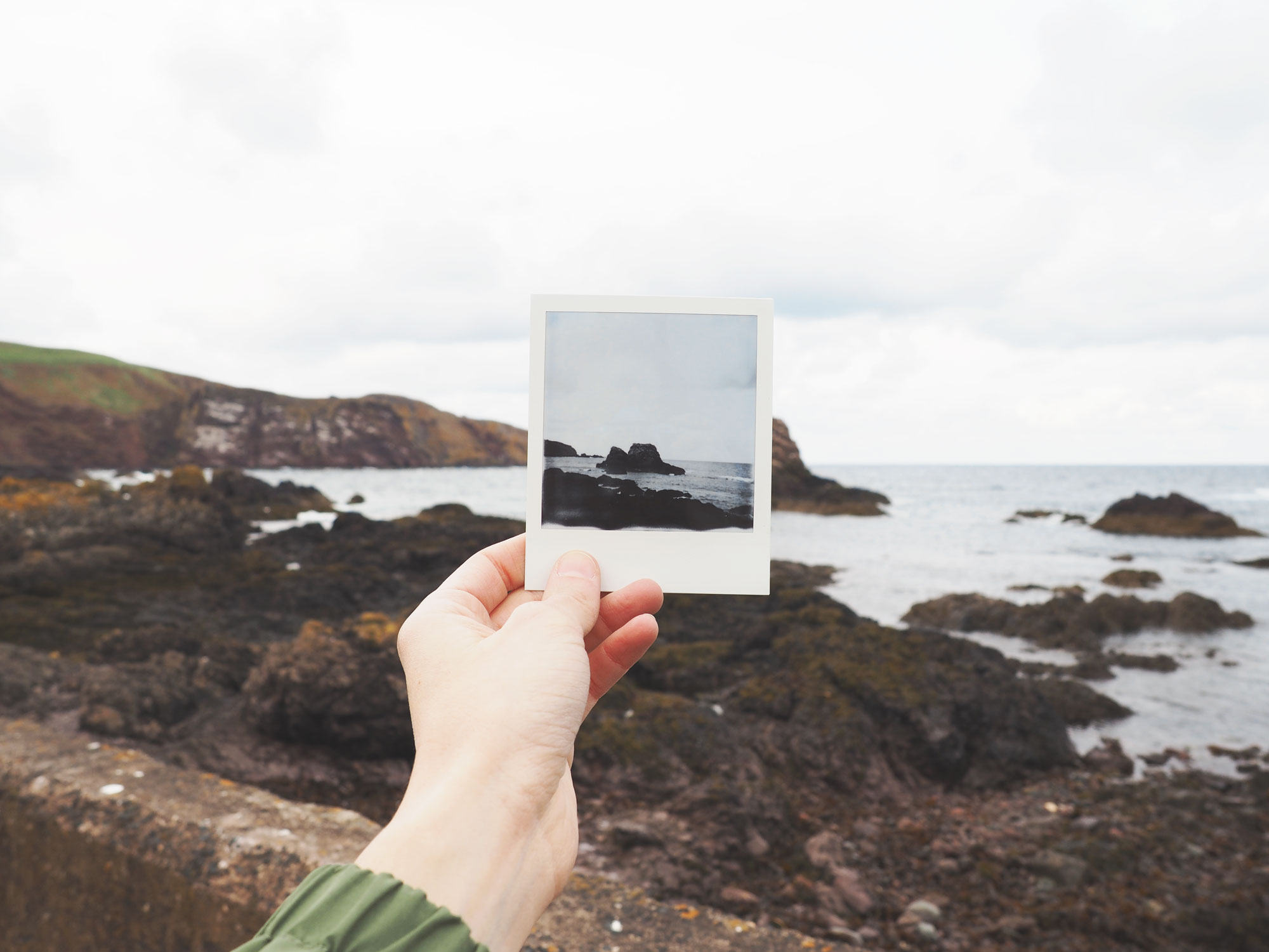 Tippy.fr - Road trip en Écosse #1 : St Abbs