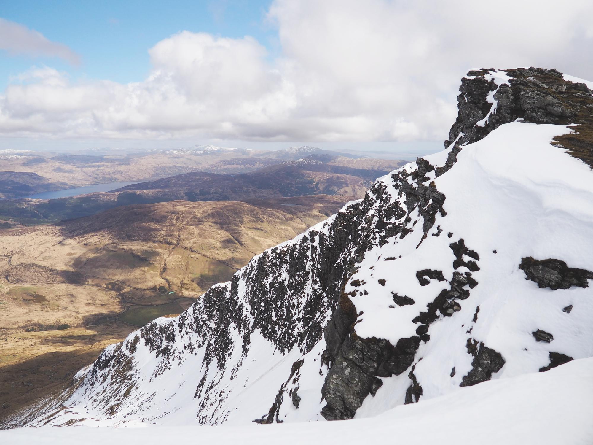 Tippy.fr - Road trip en Écosse #2 : Ben Lomond