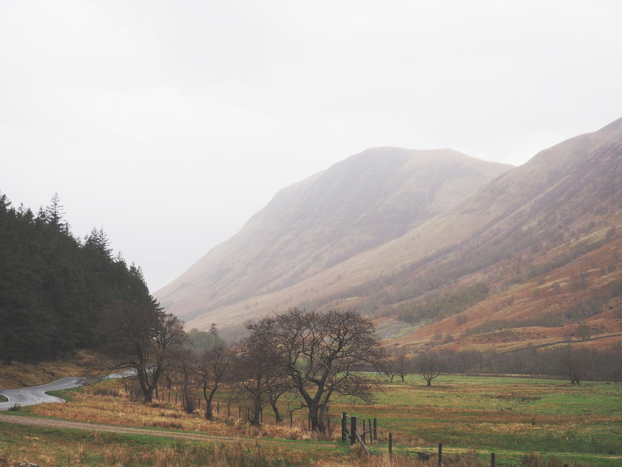 Tippy.fr - Road trip en Écosse #3 : Glen Nevis