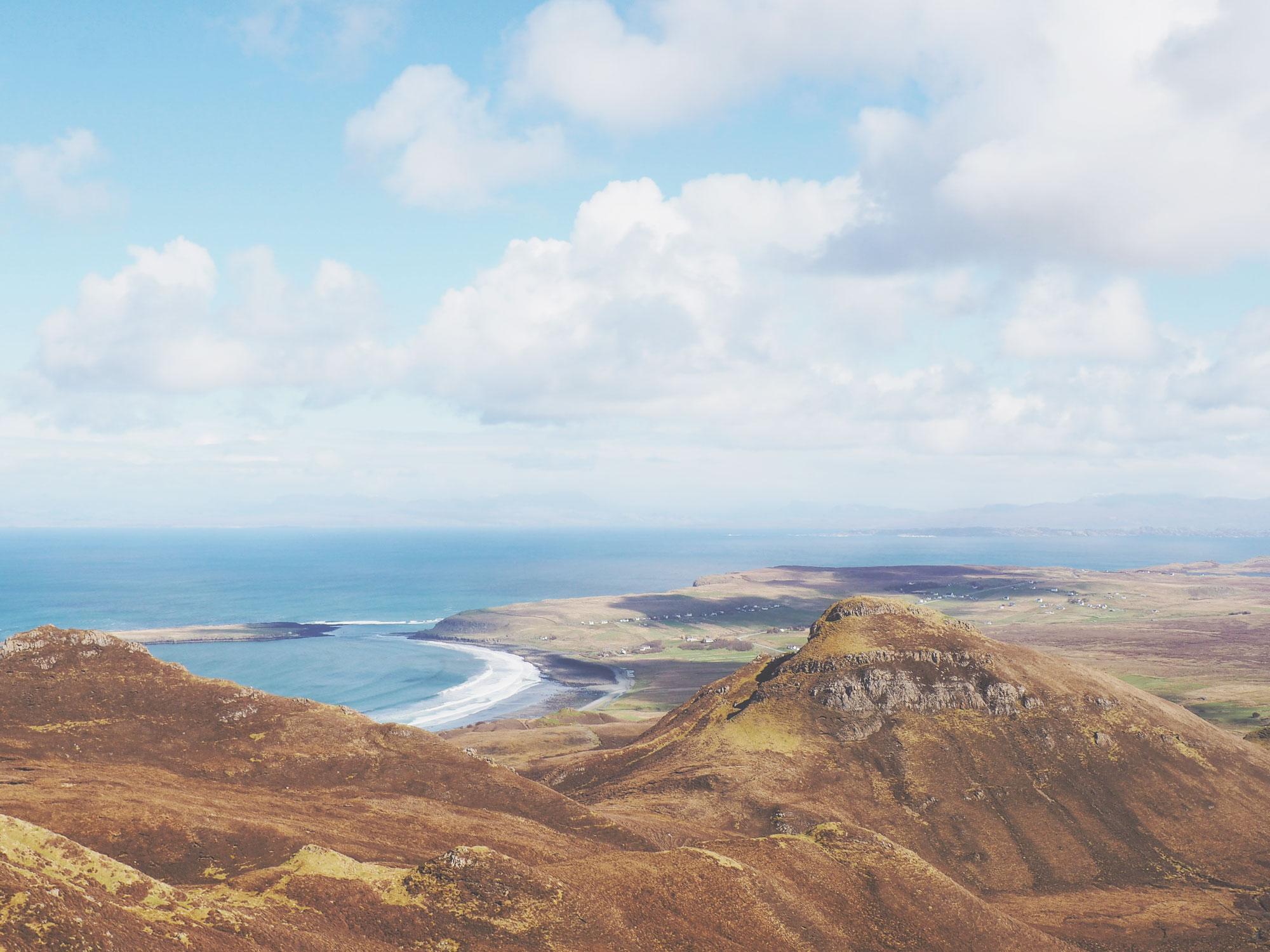 Skye : massif du Quiraing / Tippy.fr