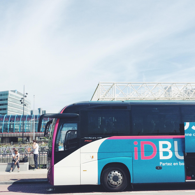 Amsterdam avec IdBus - Tippy.fr