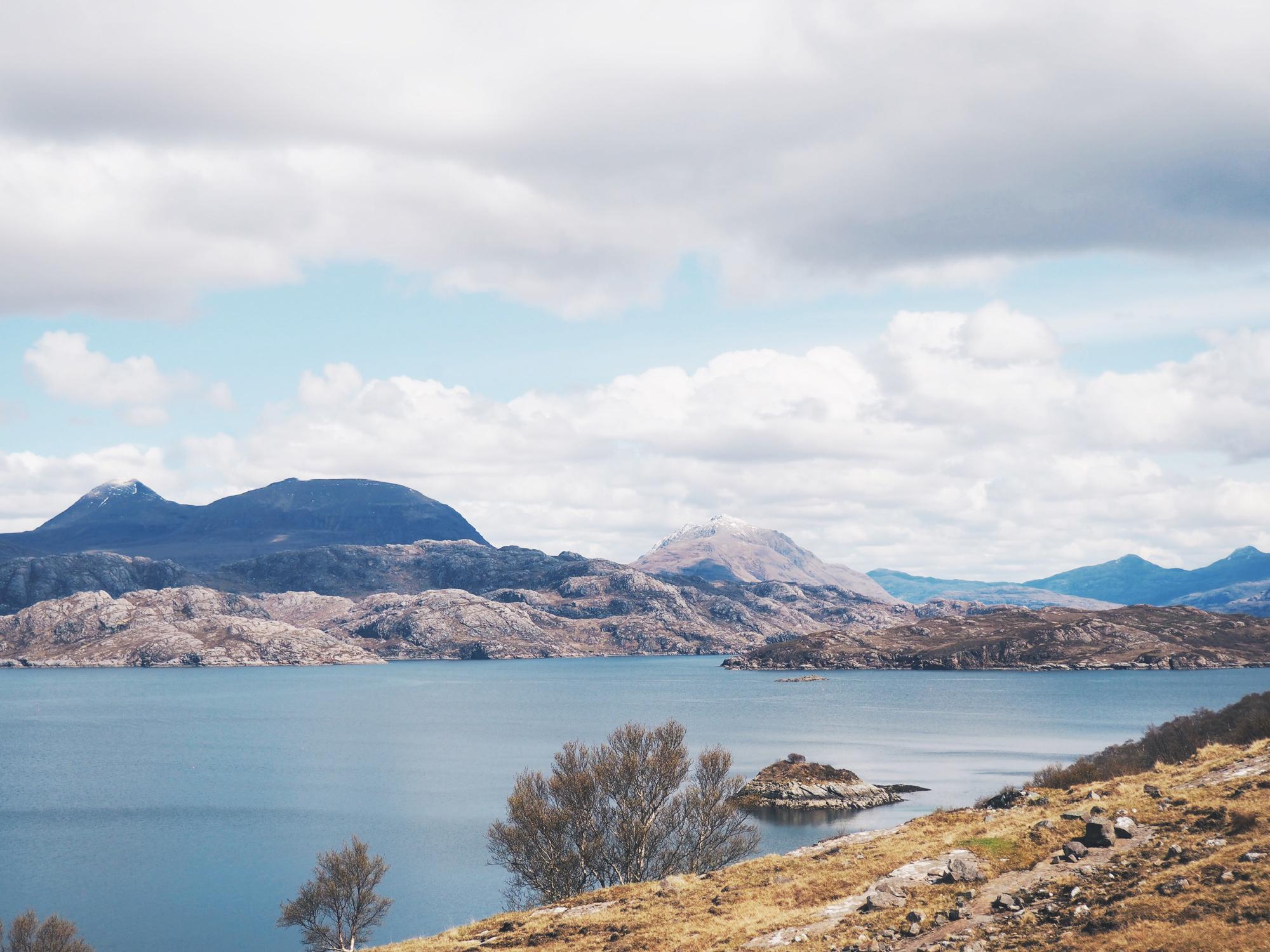 Le Loch Torridon / Tippy.fr