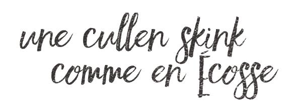 Cullen Skink