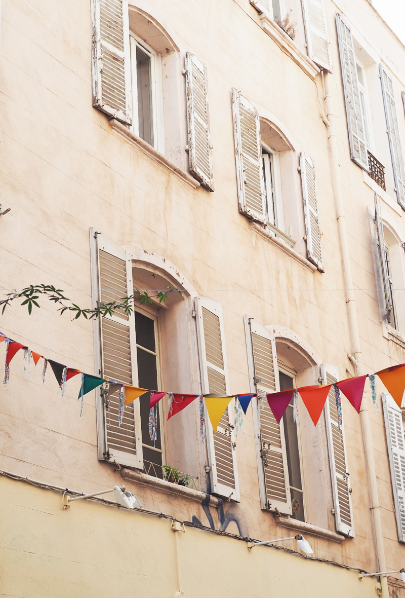 Marseille, Cours Julien, Provence / Tippy.fr
