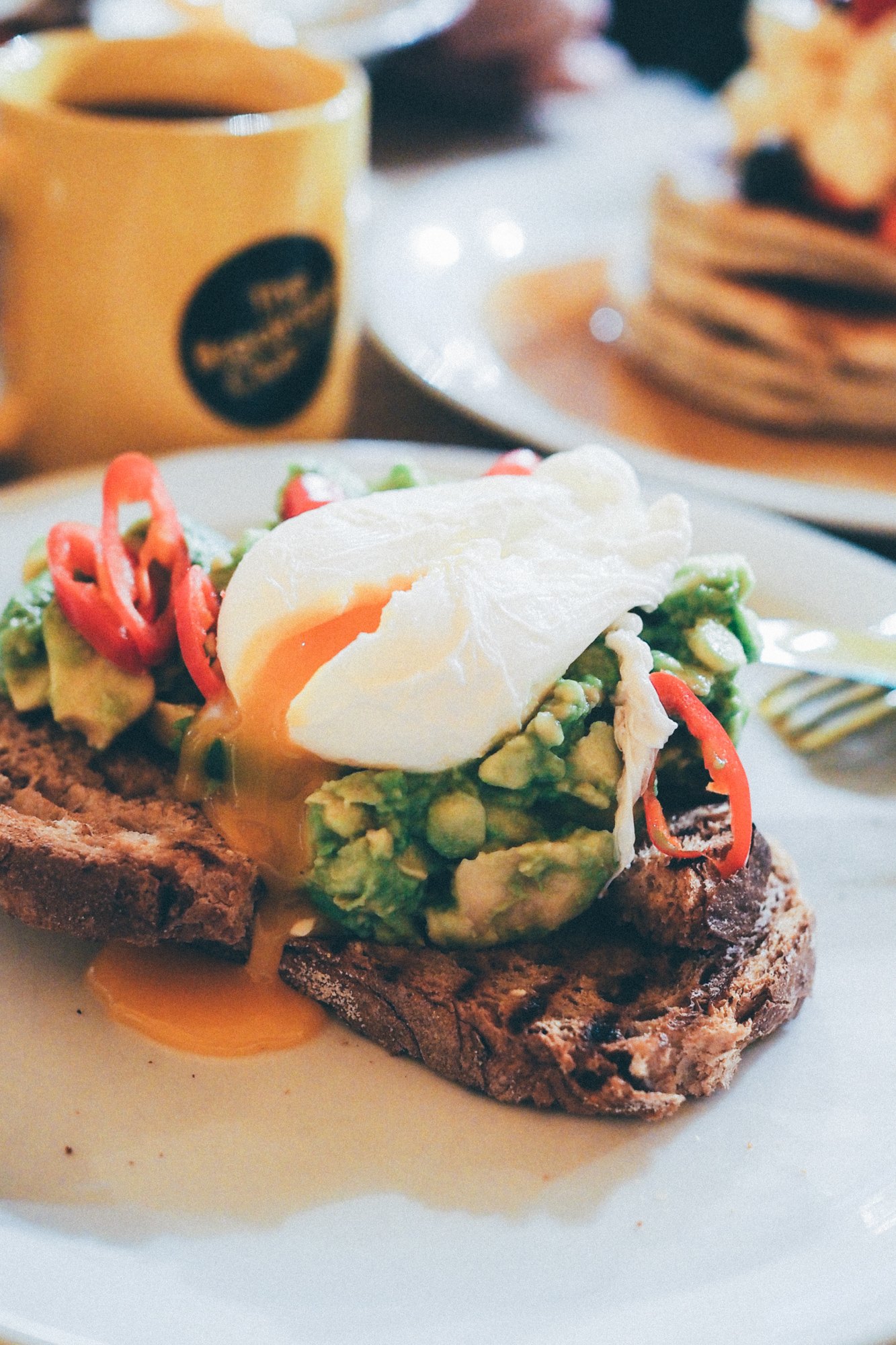 The Breakfast Club - Soho, London / Tippy.fr