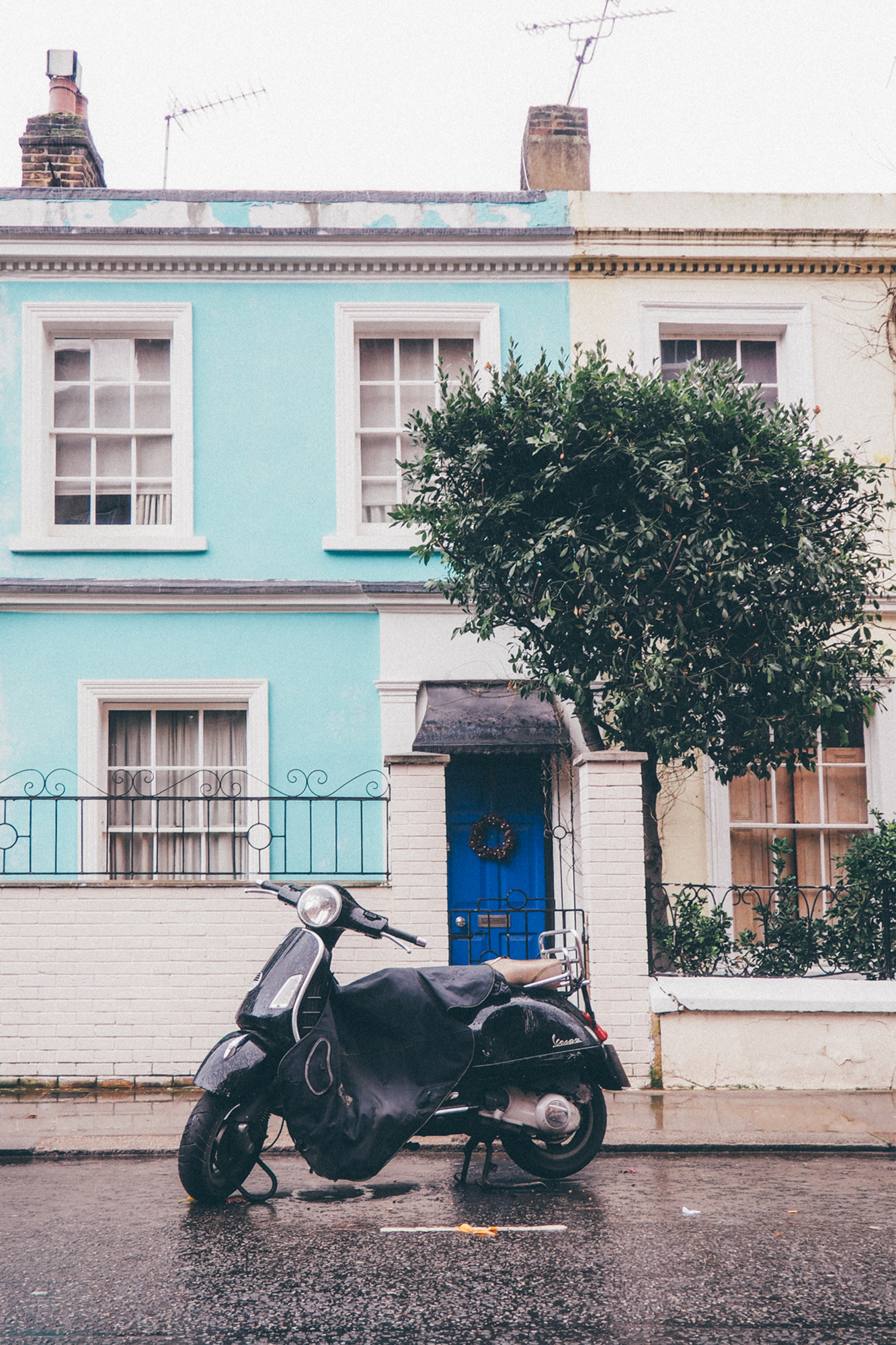 Notting Hill, London / Tippy.fr