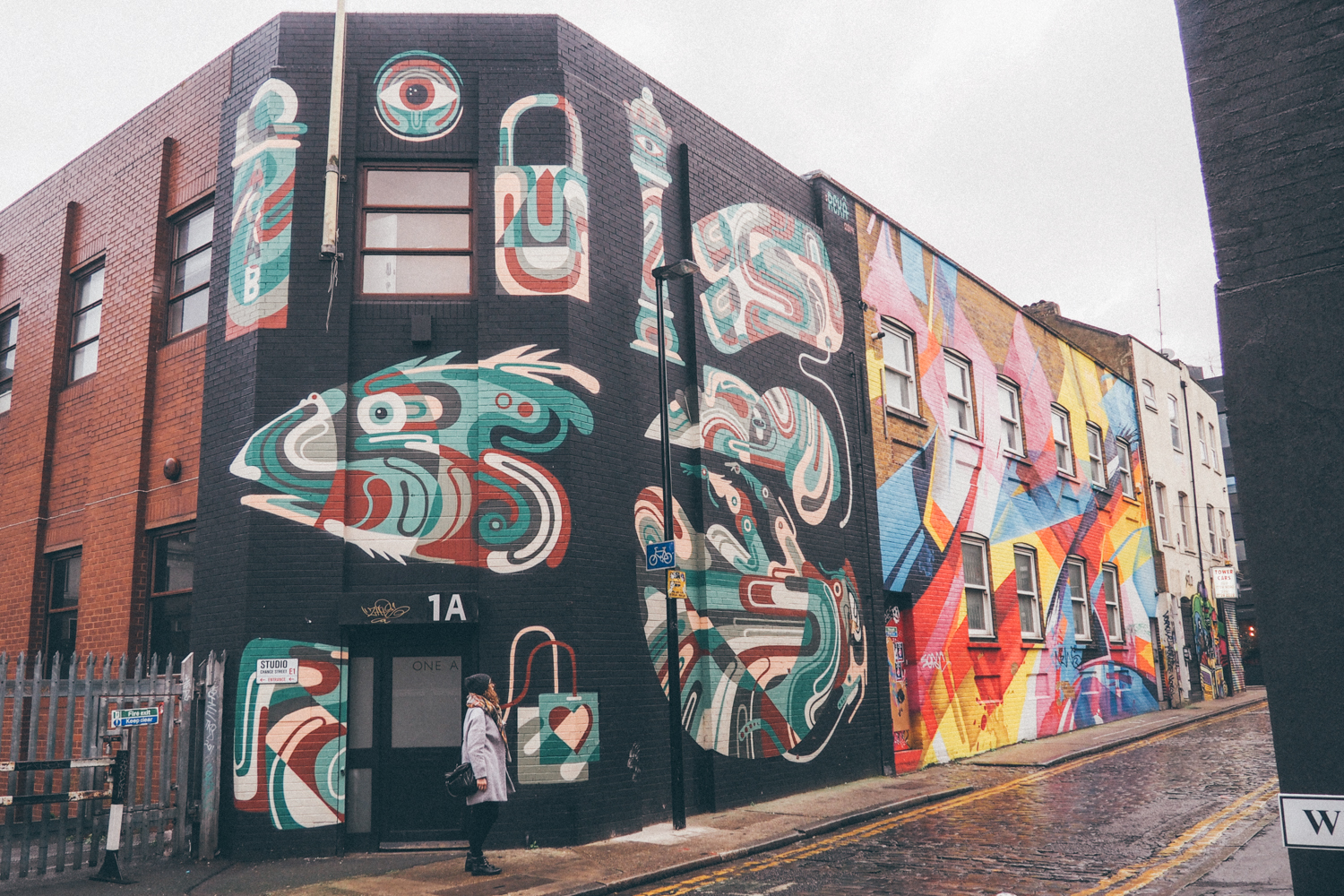 Shoreditch, London / Tippy.fr