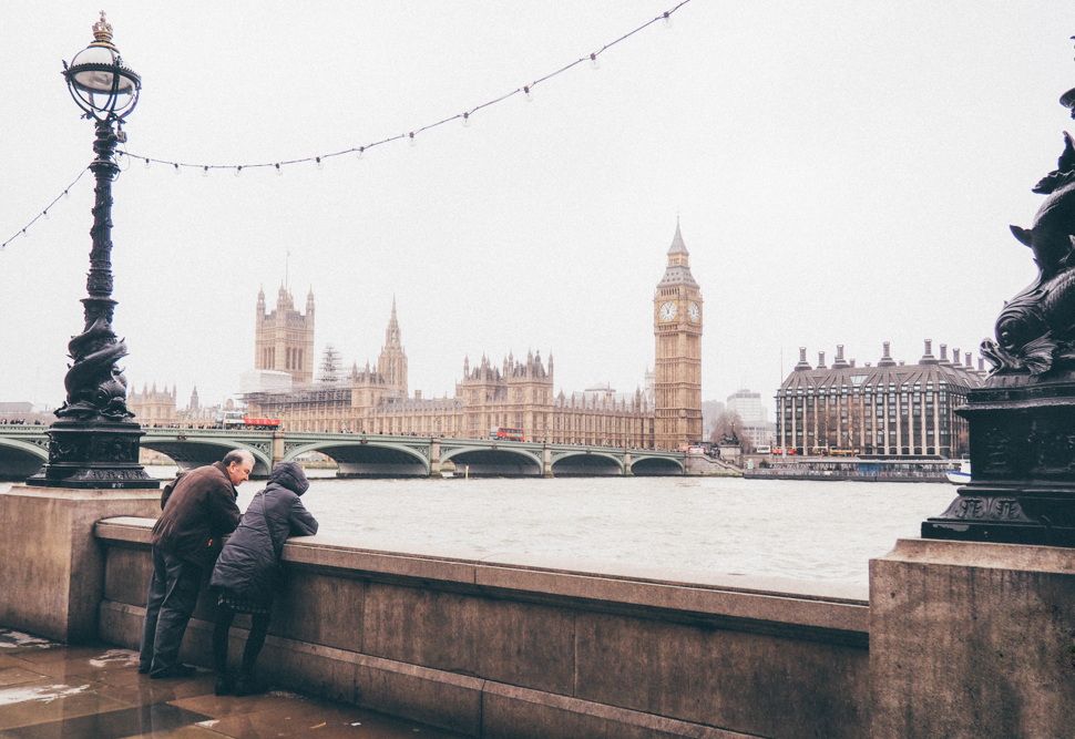 Palace of Westminster, London / Tippy.fr