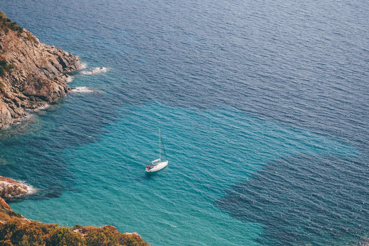 Roadtrip en Corse, Capo Rosso / Tippy.fr