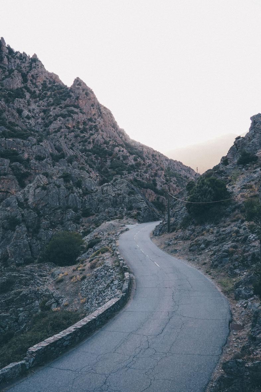 Roadtrip en Corse, Défilé de la Scala di Santa Regina / Tippy.fr