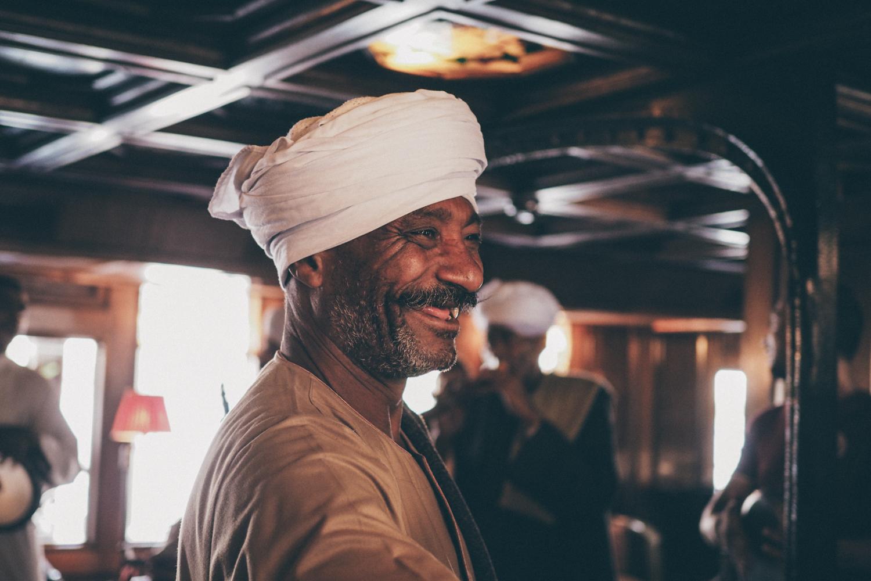 L'Égypte avec Voyageurs du Monde / Tippy.fr - Arrivée festive et remplie d'émotions sur le Steam Ship Sudan