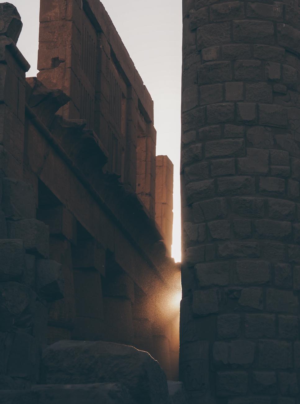 L'Égypte avec Voyageurs du Monde / Tippy.fr - Complexe de Karnak, Louxor