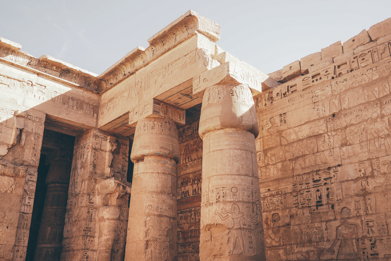 L'Égypte avec Voyageurs du Monde / Tippy.fr. Le Temple d'Habu