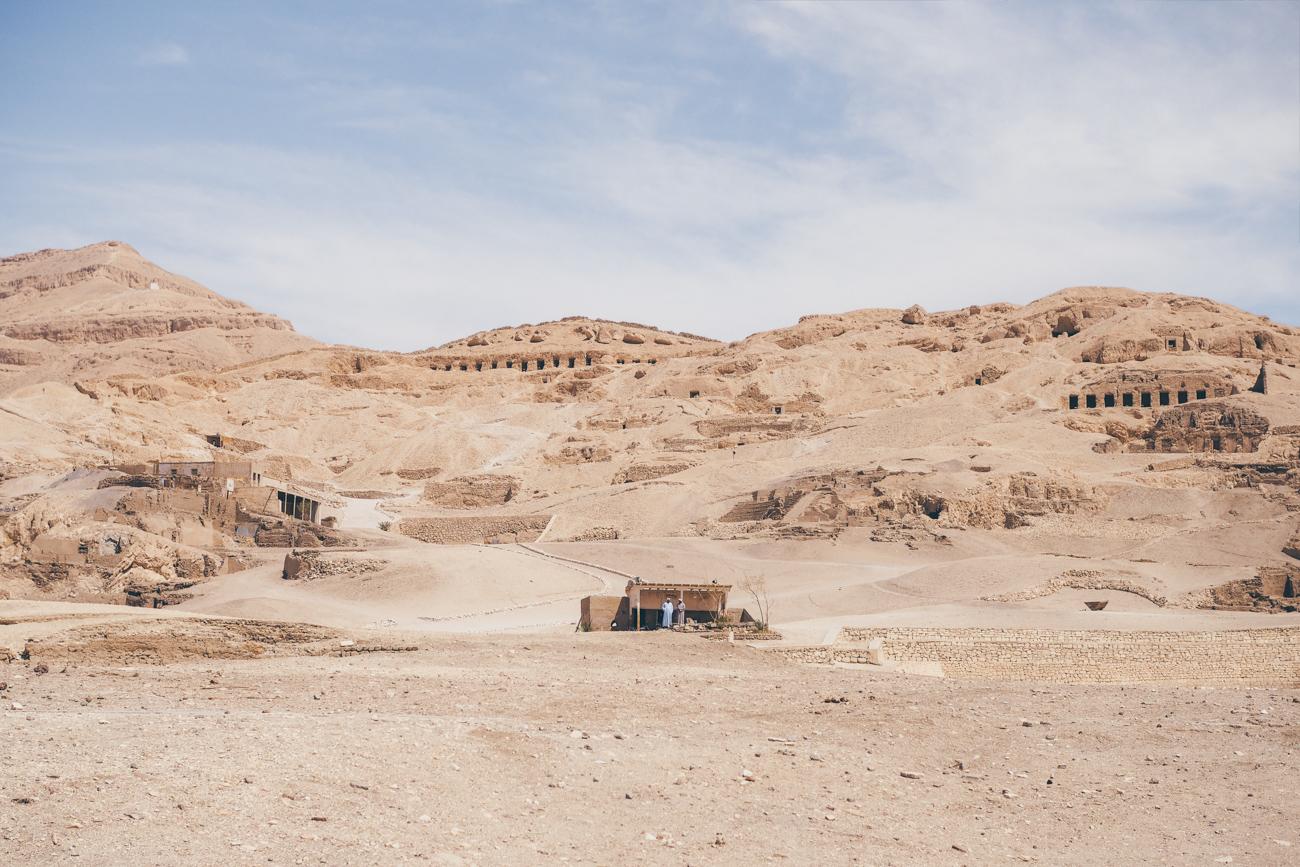 L'Égypte avec Voyageurs du Monde / Tippy.fr. La Vallée des Nobles