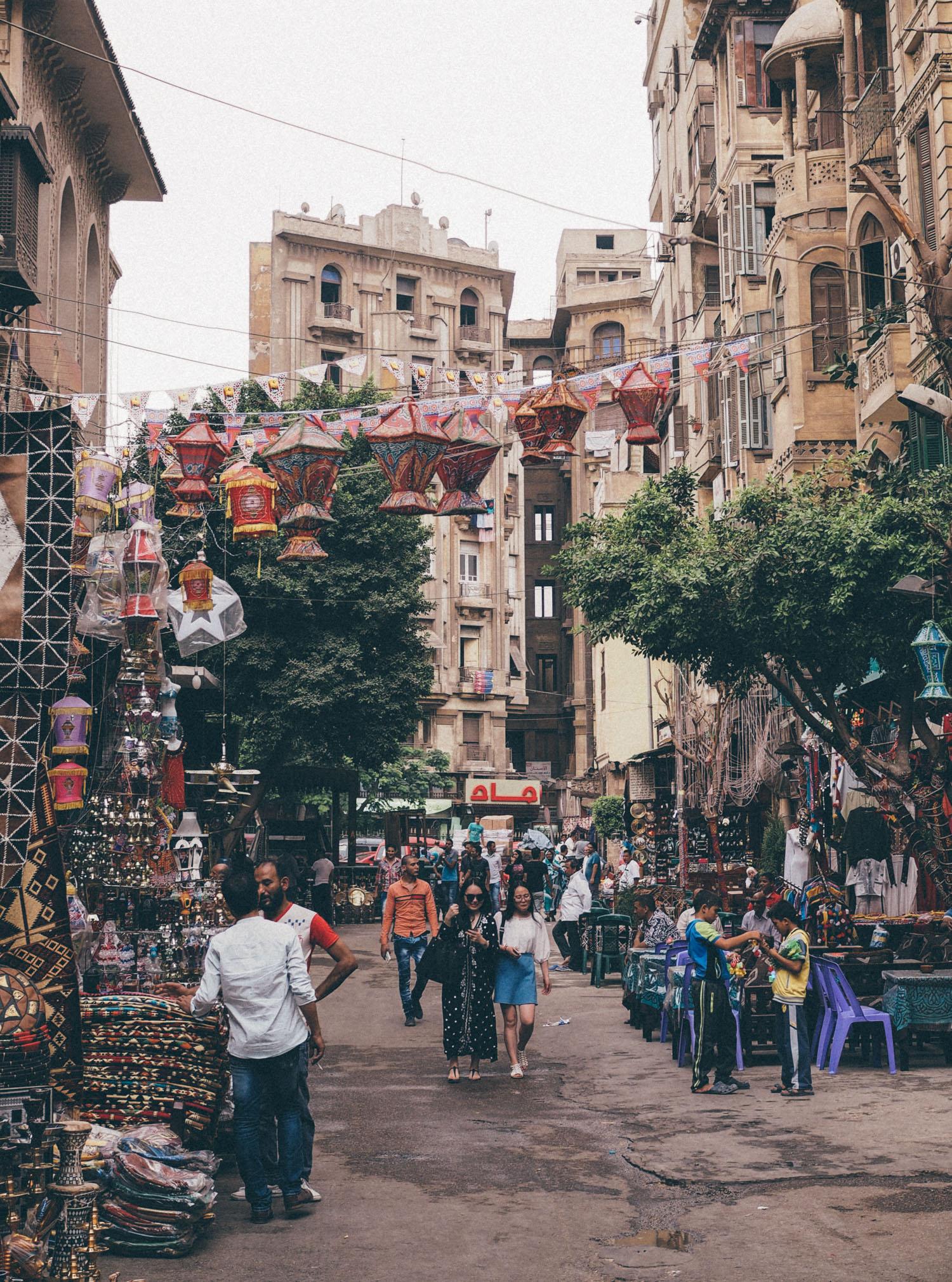 L'Égypte avec Voyageurs du Monde / Tippy.fr. Le Caire