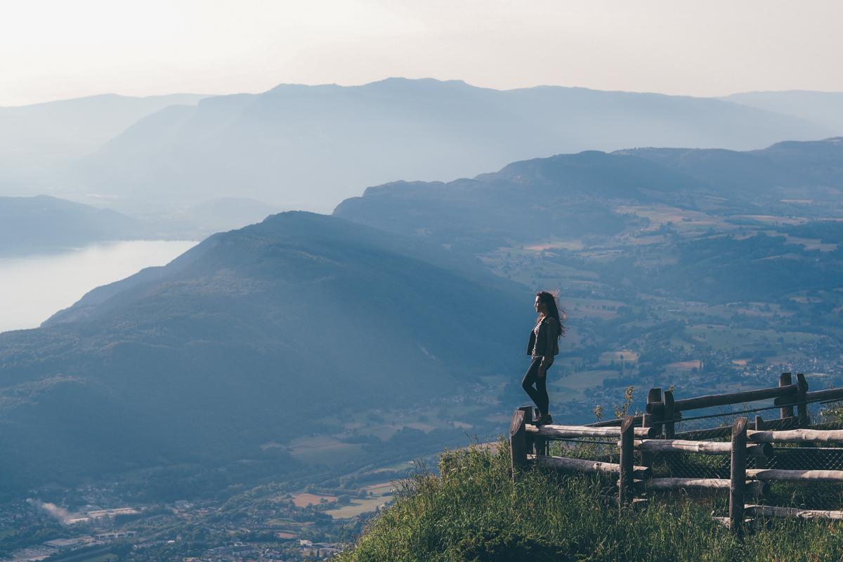 Week-end en Savoie - Belvédère du Revard / Tippy.fr