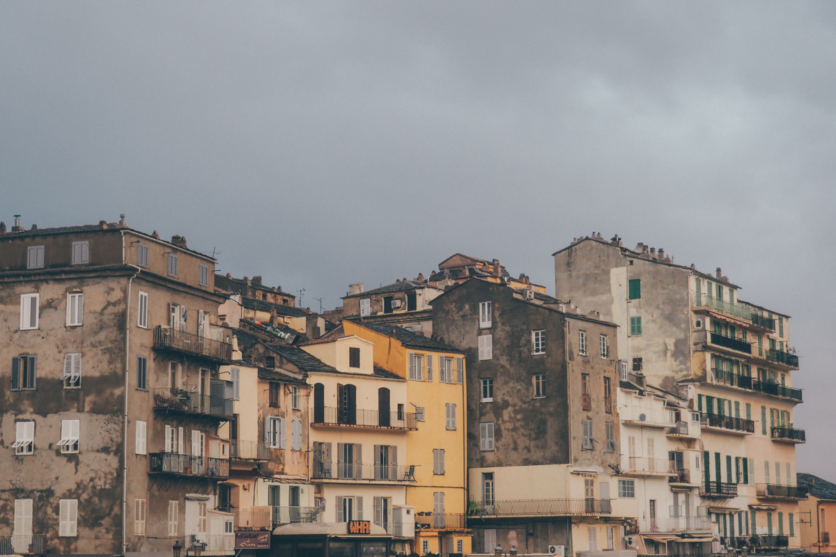 Road trip en Corse, Bastia / Tippy.fr