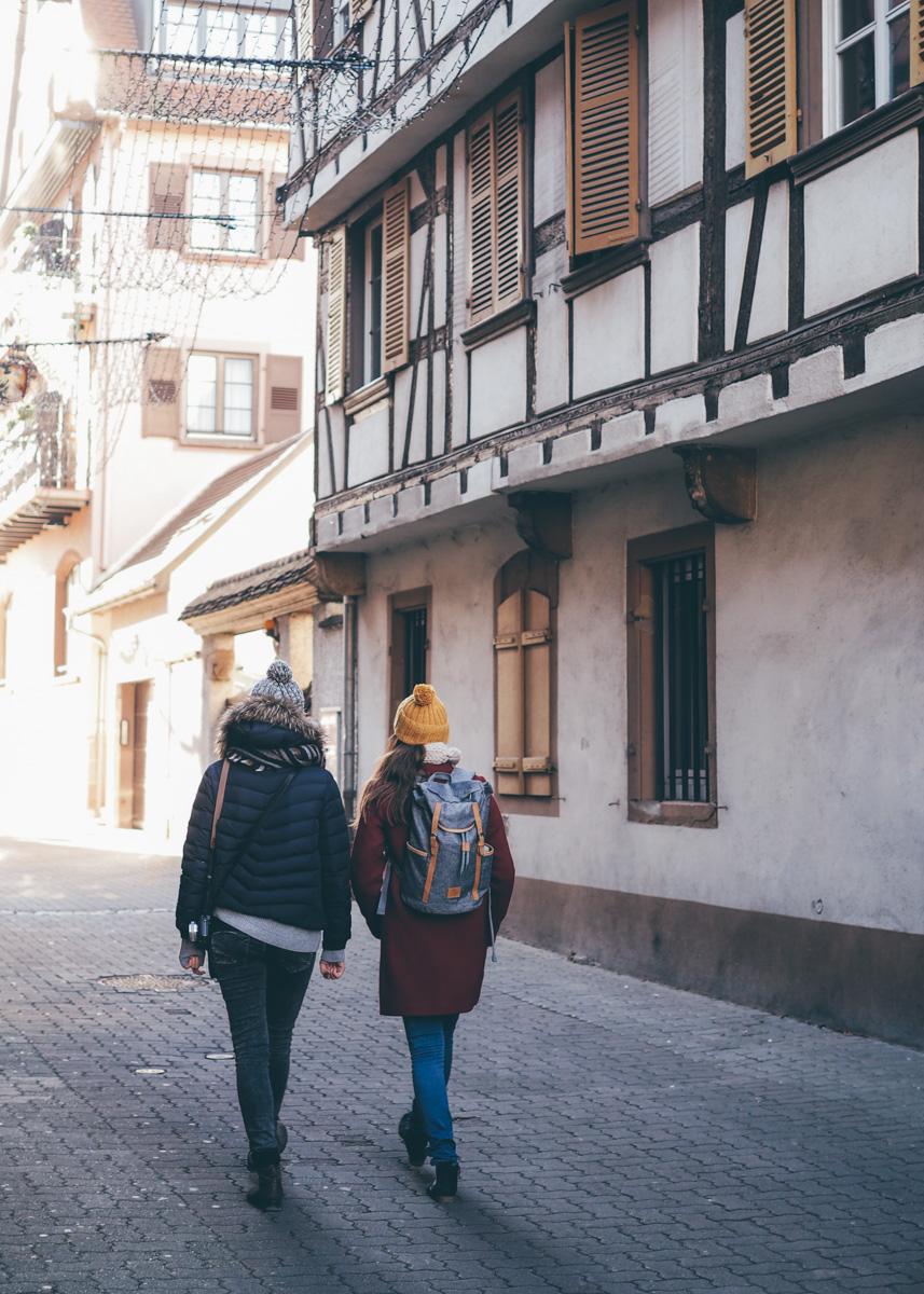 Alsace : une matinée à Obernai / Tippy.fr