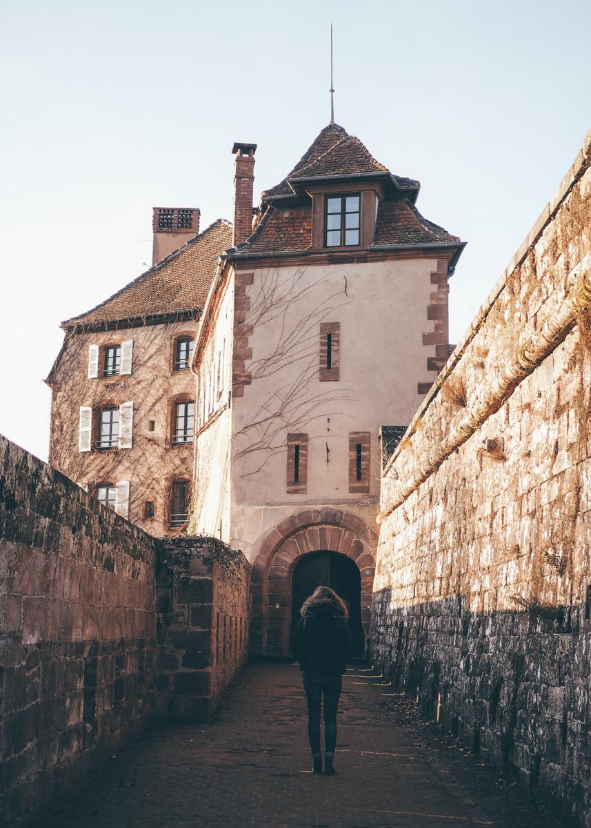 Décembre en Alsace, La Petite Pierre / Tippy.fr
